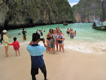 Maya Bay Umesh