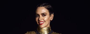 Así ha sido el esperado look de Cristina Pedroche en las Campanadas 2020: una escultura de oro