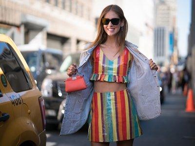 Los arcoíris toman las calles en el Mes del Orgullo. ¡Looks multicolor para todo el mundo!