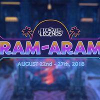 ARAM-ARAMA, el evento de LoL exclusivo para Europa, llega este miércoles