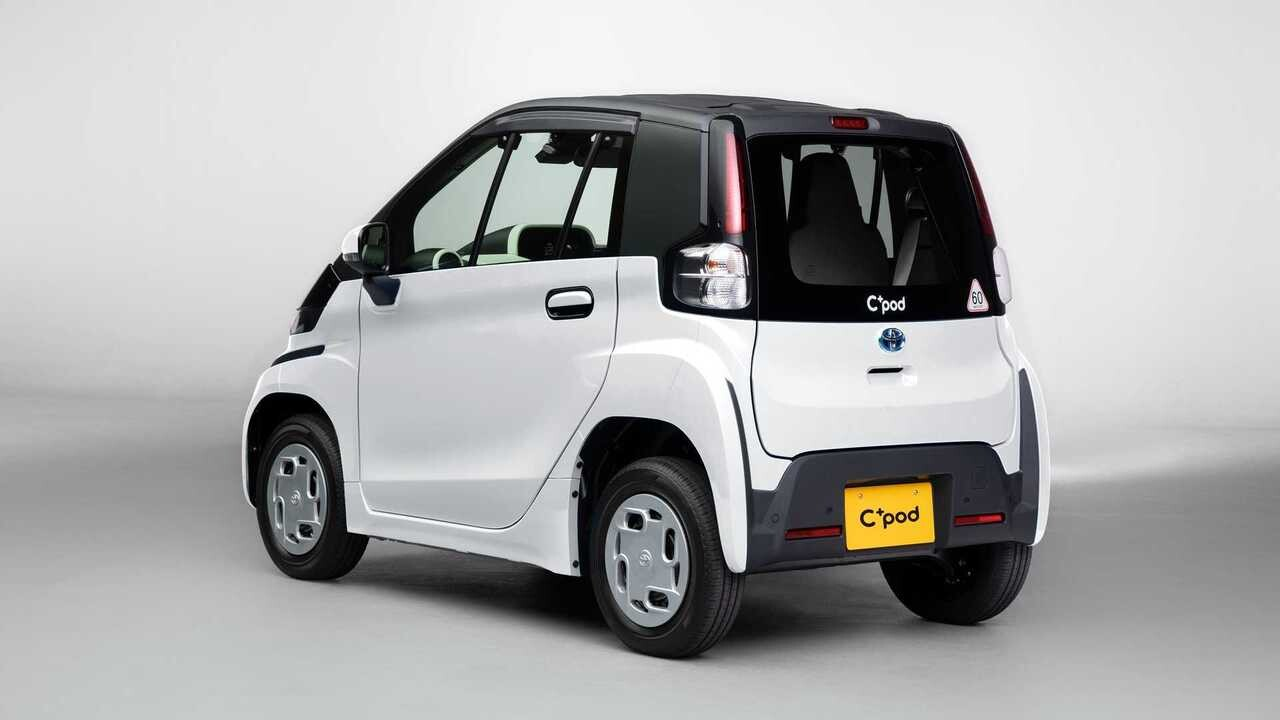 Foto de Toyota C+Pod (3/15)