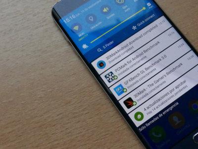 """La curva del Galaxy S6 Edge se """"vitamina"""" con más funciones en la beta de Marshmallow 6.0.1"""