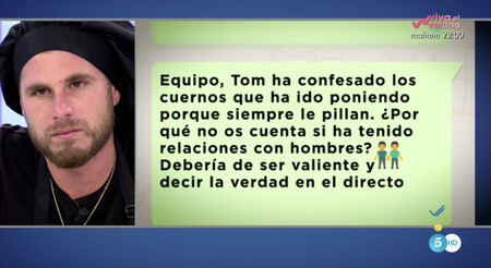 Confidente Tom Brusse