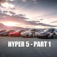 Hyper 5, porque comparar a los 3 hiperautos del momento no es suficiente
