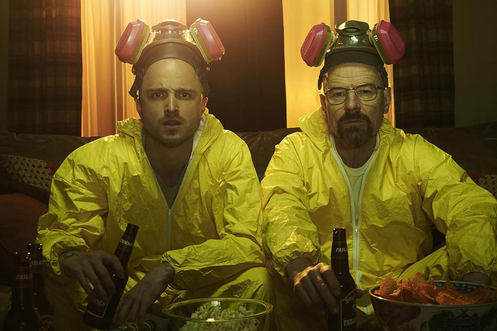 'Breaking Bad' volverá en forma de película con Vince Gilligan