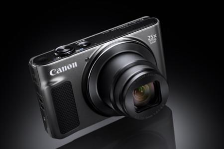 Canon PowerShot SX620 HS, nueva compacta con mejoras en su óptica: ahora con un zoom de 25x