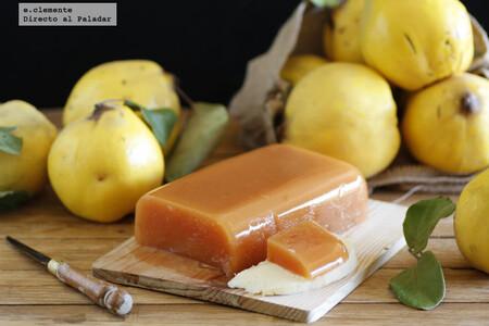 Receta de dulce de membrillo en microondas, fácil y rápida