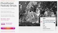 PhotoRocket, la manera más sencilla de compartir tus fotos