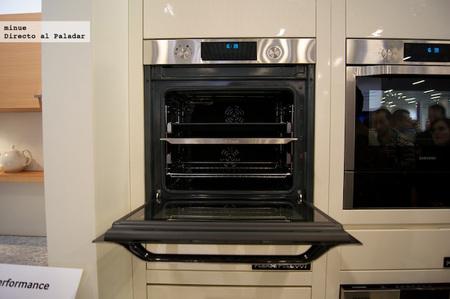 Samsung lanza un horno con doble convección; cocina a dos temperaturas
