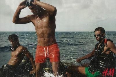 Las propuestas de H&M moda baño para esta Primavera-Verano 2012