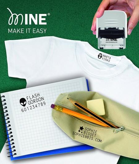 Con el marcador de ropa y libros Mine Compact puedes marcar hasta 1.000 prendas por 12,99 euros en Amazon