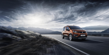 Peugeot Rifter 2020 3