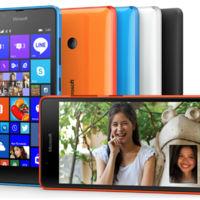 Microsoft sigue apostando por la gama de entrada y presenta el nuevo Lumia 540 Dual Sim