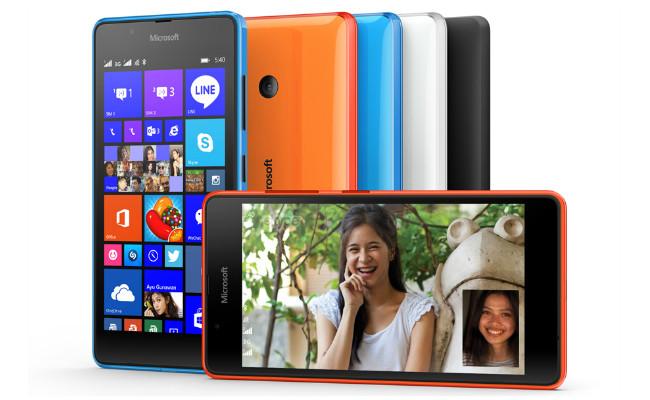 Lumia 540 Dual Sim Skype