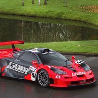 ¡Un unicornio! Este McLaren F1 GTR Longtail es tan especial que sale a la venta sin revelar su precio