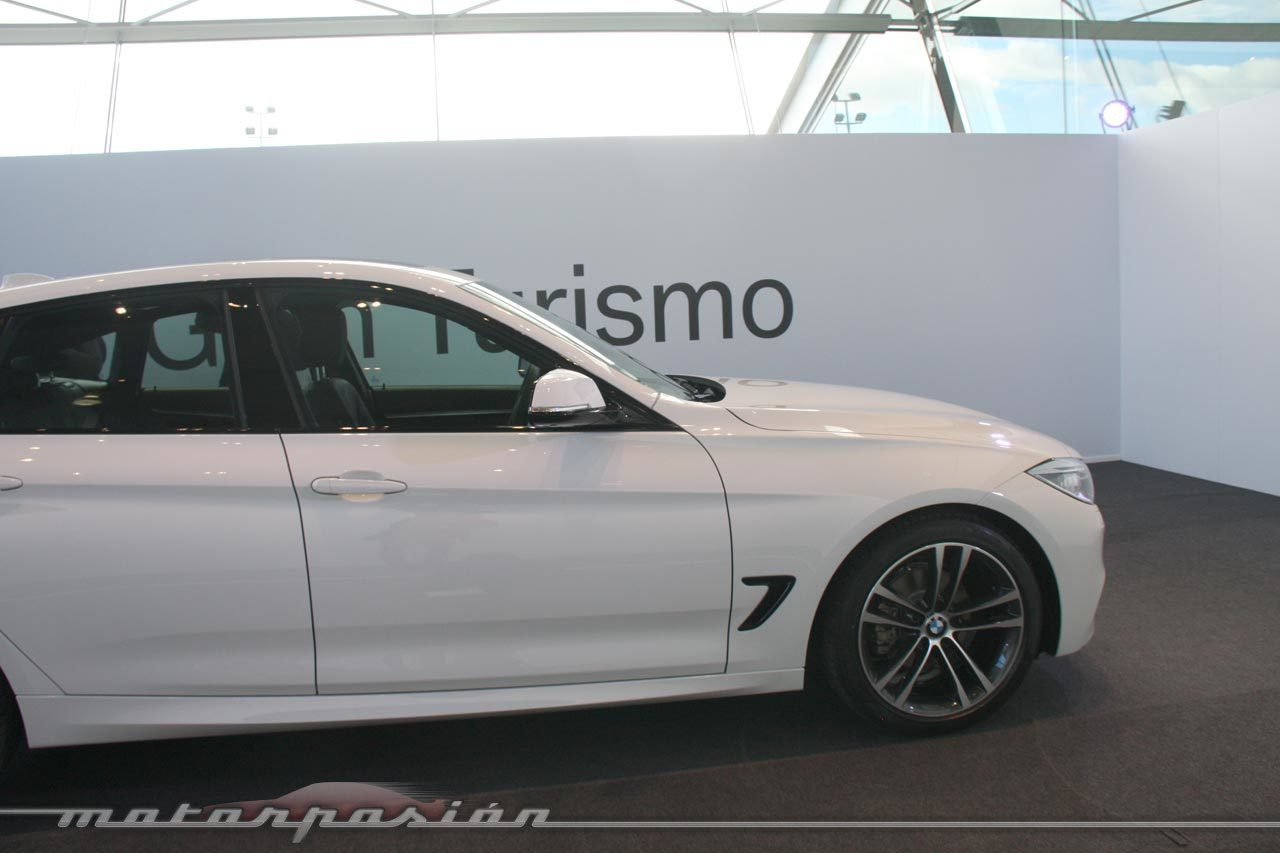 Foto de BMW Serie 3 GT (Presentación estática) (43/43)
