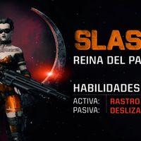 Quake Champions  presenta a Slash, una amenaza sobre patines  que dejará un rastro explosivo (literalmente)