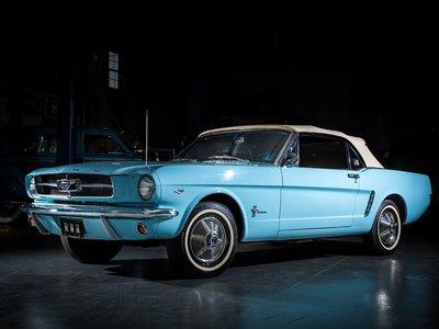¿Podría ser éste, el Mustang 1964 ½ sin restaurar más antiguo del mundo?