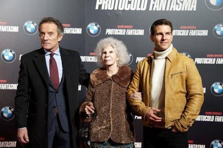 Y Tom Cruise descubrió lo que era de verdad el Protocolo Fantasma