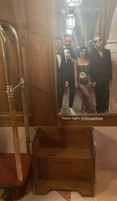 Kourtney Kardashian Dolce Gabbana