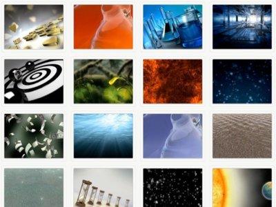 Motion Background, fondos animados para Keynote: A fondo