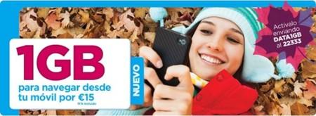 Lebara renueva su oferta de bonos de Internet, con desde 250 MB semanales por 4.95 euros