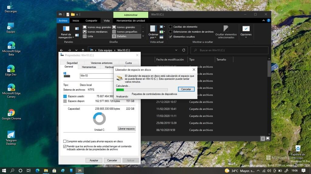 Cómo eliminar las carpetas $  WINDOWS.~BT y $  Windows.~WS de <strong>Windows℗</strong> 10 de manera segura»>     </p> <p>Puede que alguna vez te hayáis hallado en tu PC con <strong>Windows℗</strong> con las carpetas <strong>«$  WINDOWS.~BT»</strong> y <strong>«$  Windows.~WS»</strong>. Esto pasa cuando tienes activada la opción para exponer archivos ocultos del sistema. Dos carpetas presentes en Windows, de gran importancia y ahora te <strong>vamos a aclarar como eliminarlas sin correr riesgos</strong>.</p> <p> <!-- BREAK 1 --> </p> <p>Se trata de dos carpetas con un nombre muy complicado de pronunciar y más todavía de escribir. <strong>Estas dos carpetas las crea <strong>Windows℗</strong> 10 de manera automática</strong> cuando va a instalar una nueva actualización, pero se pueden borrar continuando estos pasos.</p> <p> <!-- BREAK 2 --><span id=
