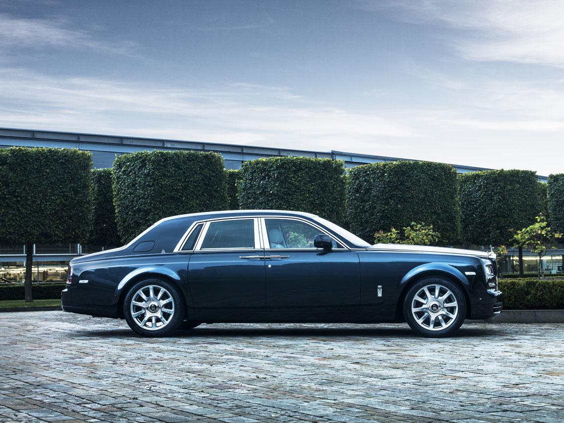 Foto de Rolls-Royce Phantom Metropolitan Collection (3/17)