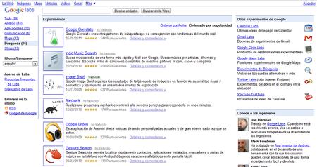 Cierra Google Labs, uno de los Labs más representativo e inspiración para muchos desarrolladores