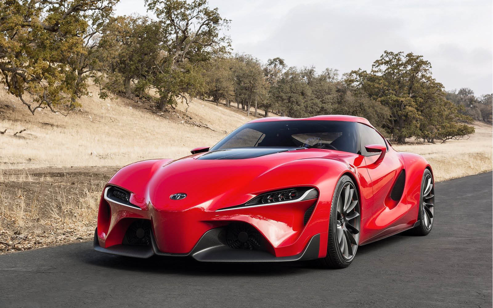 Foto de Toyota FT-1 Concept (1/31)