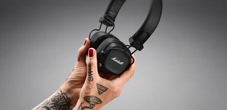 Marshall acerca la recarga inalámbrica a su nuevo auricular Major IV con nada menos que 80 horas de autonomía