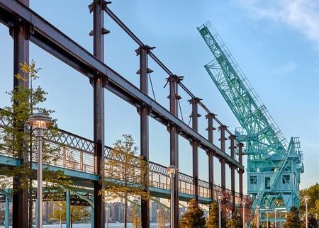 Domino Park, el nuevo lugar a visitar en Brooklyn