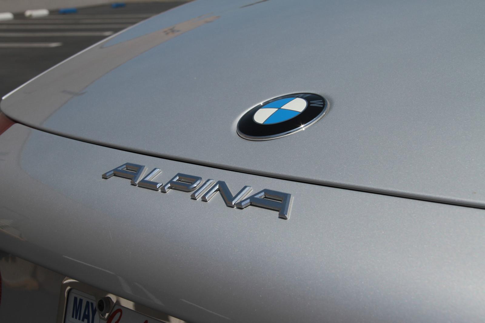 Foto de BMW Z8 Alpina (subasta) (28/38)