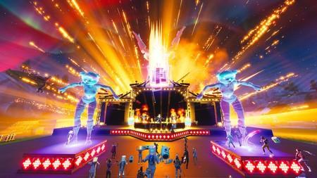 Más de 10 millones de asistentes, Fortnite hace historia con un concierto en directo dentro del propio videojuego