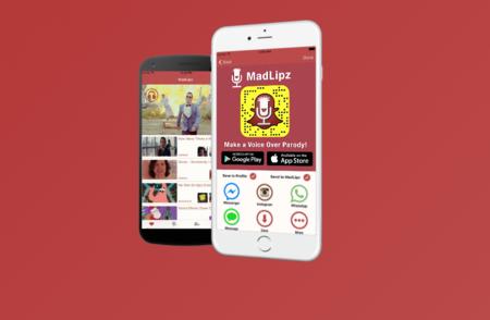 Madlipz, una app para doblar series, películas y todo lo que te ocurra