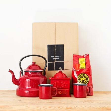 Pack Para Muy Cafeteros Realfabrica
