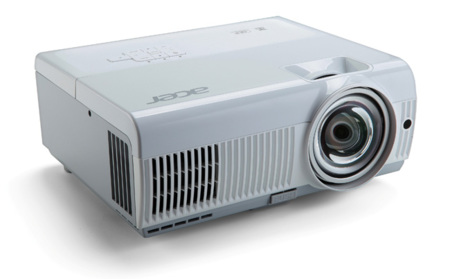 Acer S1213Hn, proyección 3D para distancias cortas