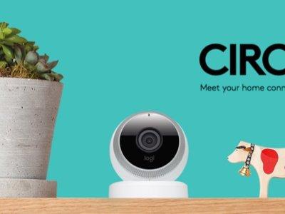 Logi Circle, una nueva opción de cámara de vigilancia para el hogar