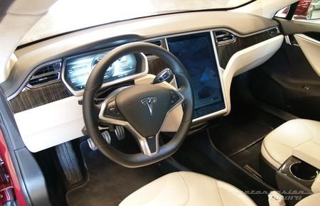 Tesla Model S prueba en Ibiza 27