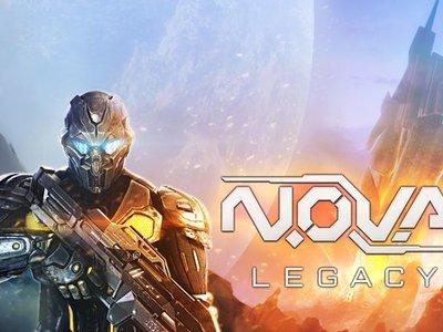 [Actualizado] N.O.V.A Legacy de Gameloft llegará a Android próximamente, ya puedes registrarte