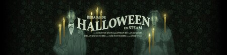 Venta Halloween de Steam 2020