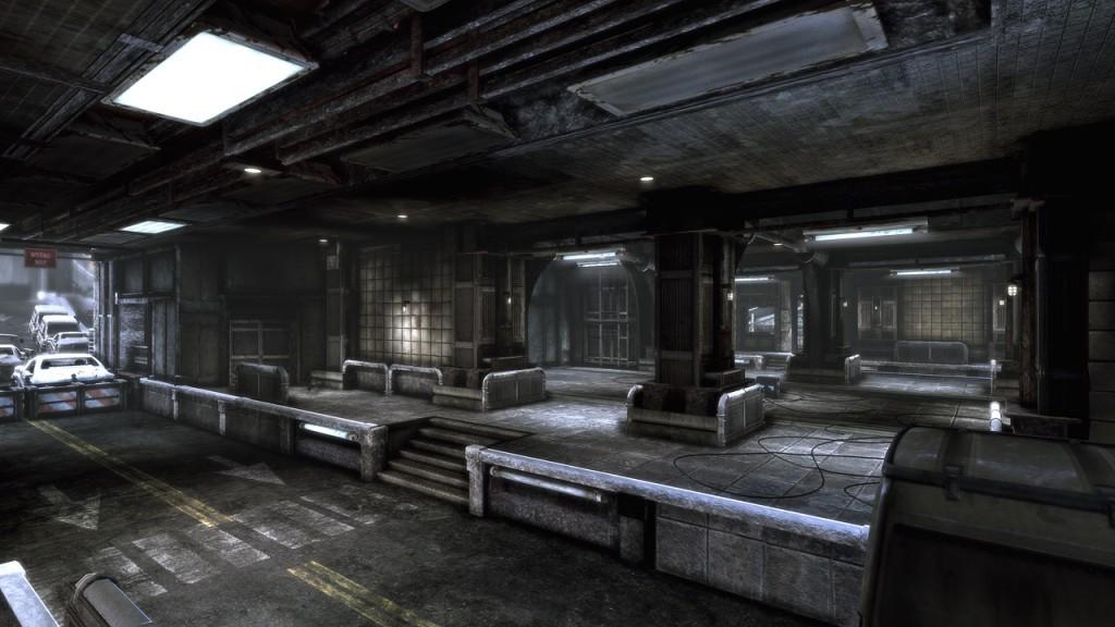 Foto de 'Gears of War 2' mapas Snowblind (8/10)