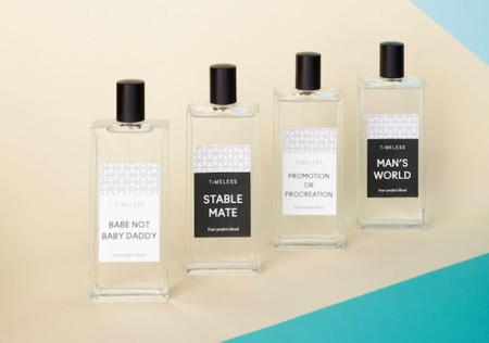 Timeless Perfume Poster