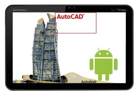 AutoCAD, la herramienta estrella de Autodesk llegará gratis a Android a finales de Abril