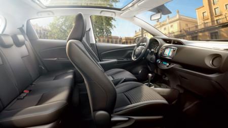 Toyota Yaris 2014 Interior Tme 007 A Full Tcm 1014 188672