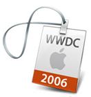 [WWDC'06] Novedades importantes