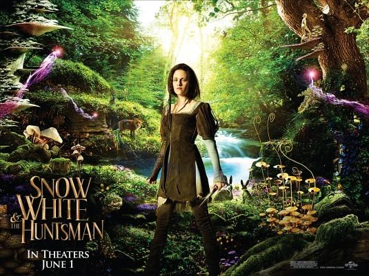 Foto de 'Blancanieves y la leyenda del cazador', nuevos carteles (1/9)