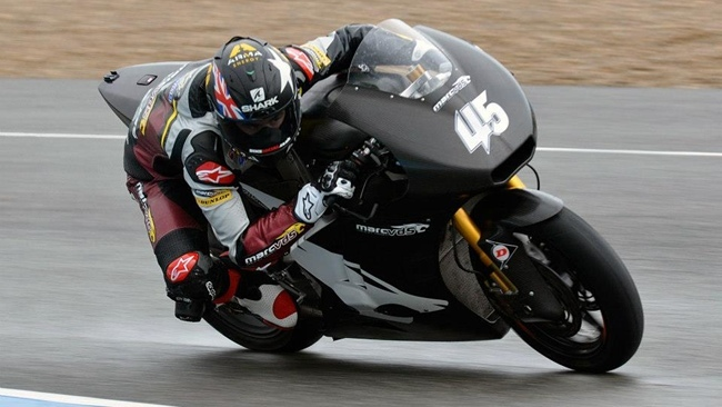 Scott Redding en Jerez