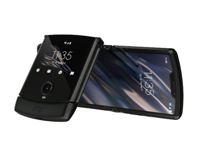 Motorola RAZR (6+128GB) en color negro