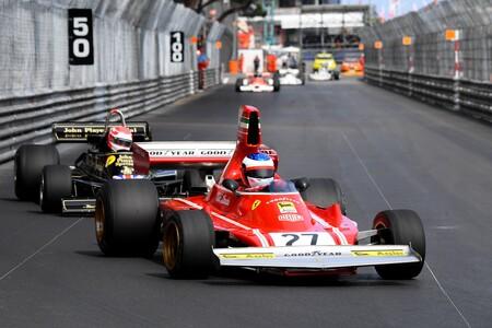 Alesi Werner Monaco F1 2021